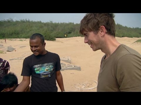 Indian Ocean with Simon Reeve 5of6 Sri Lanka to Bangladesh
