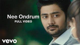 Moscowin Kaveri - Nee Ondrum Video | Rahul, Samantha | SS Thaman