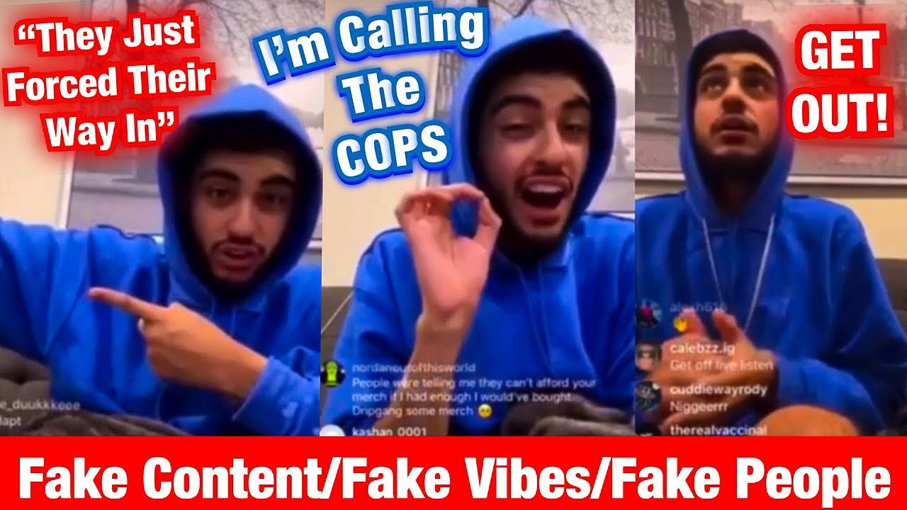 FAZE RAIN DISSES RICEGUM & FAZE CLAN + NIKAN, TEMPERRR & TEEQO SHOW UP TO RAINS HOUSE...HE FREAKS 😳