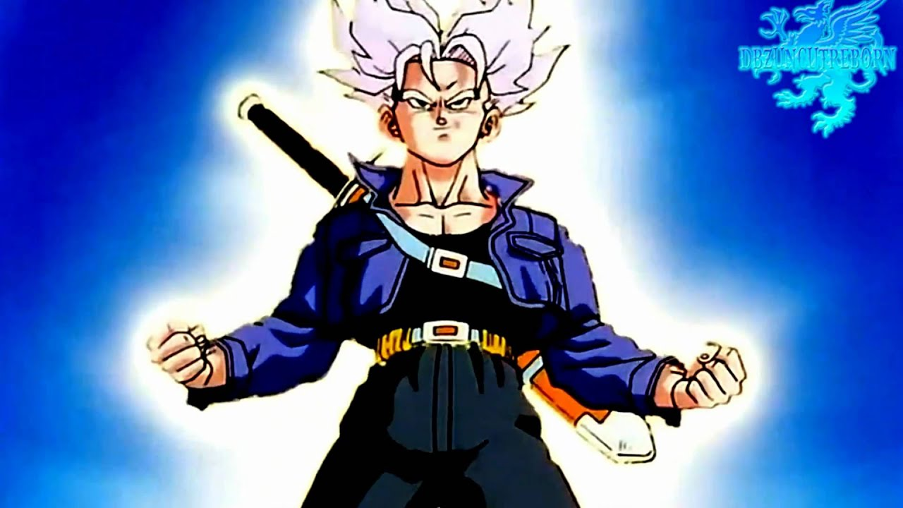Dragon Ball Z Trunks Wallpaper 1080p Hd Wallpaper Gallery