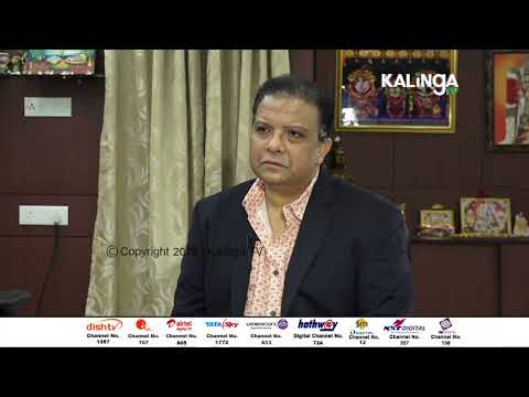 KALINGA SPECIAL : An Exclusive Interview with Dr Tapan Kumar Chand, NALCO, CMD , 07 Jan 2018