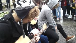 Out Of My Limit (Live Acoustic) - 5 Seconds Of Summer - Marble Arch London 10/02/2013
