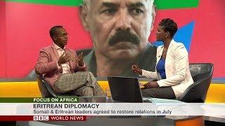 BBC News: Somalia and Eritrea