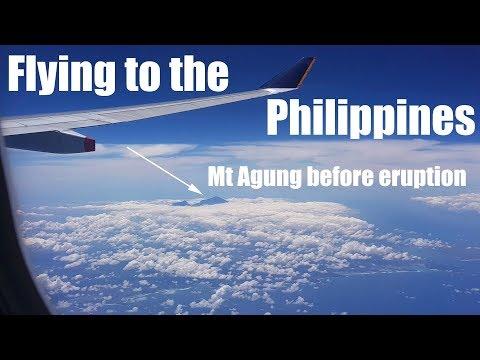 Flying to the Philippines Adelaide to Manila via Singapore Changi Airport