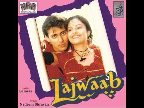 Pal Pal Meri Jaan |  Lajwaab | 1991 |  Nadeem Shravan |  Mitali Choudhary