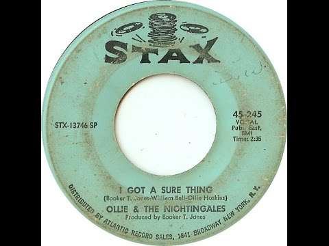 I Got A Sure Thing OLLIE AND THE(DIXIE) NIGHTINGALES Video Steven Bogarat