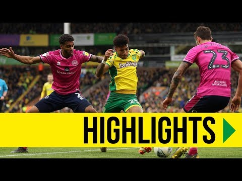 HIGHLIGHTS: Norwich City 4-0 QPR