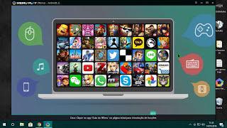 Como Configurar o Memu Play, Emulador de android para PC