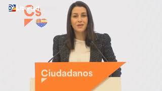 Ciudadanos critica a Iglesias por comparar a Puigdemont con exiliados del franquismo