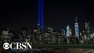 9/11 Commemoration Ceremony live stream from WTC Ground Zero in New York City
