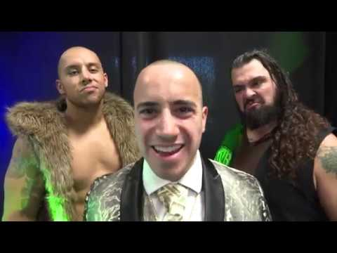 Future Of Honor: KTB And Nico Silva Vs Sons Of Savagery