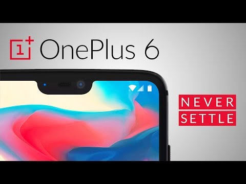 OnePlus 6 Trailer - NEVER SETTLE - YouTube