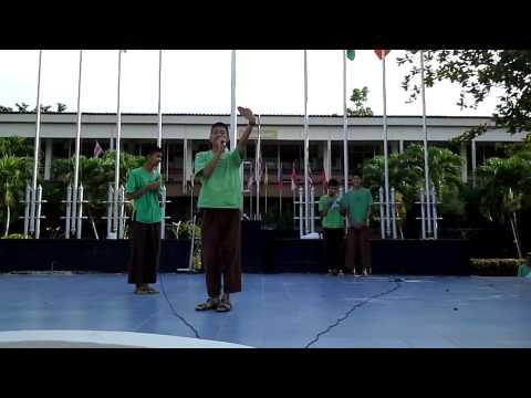 แถลงการณ์ของคณะกรรมการส้วมสุขสันต์  โรงเรียนสันป่าตองวิทยาคม ครั้งที่ 1