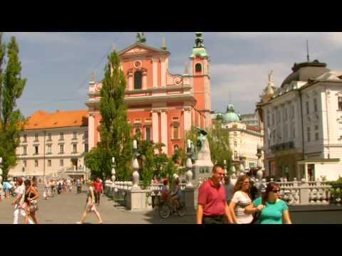 Ljubljana - Slowenien