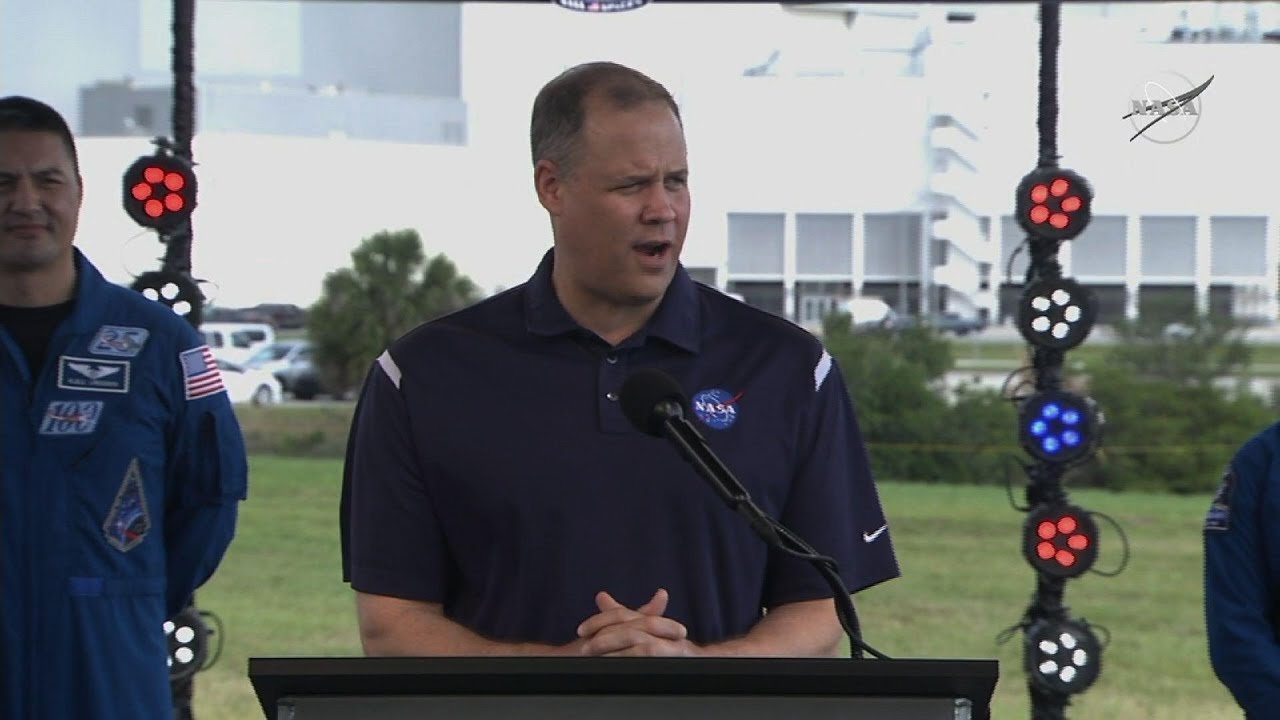 NASA administrator: Priority is astronauts' safety - Associated Press
