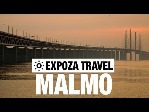 Malmö (Sweden) Vacation Travel Video Guide