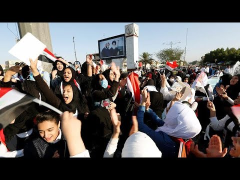 إضراب عام في العراق وتواصل الاحتجاجات المطالبة ب-إسقاط النظام- …  - نشر قبل 23 ساعة