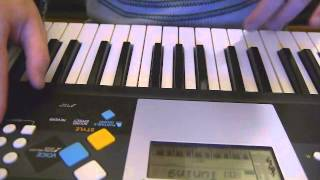 Video How the Tuning feature works on the Yamaha PSR e223 Keyboard download MP3, 3GP, MP4, WEBM, AVI, FLV Desember 2017
