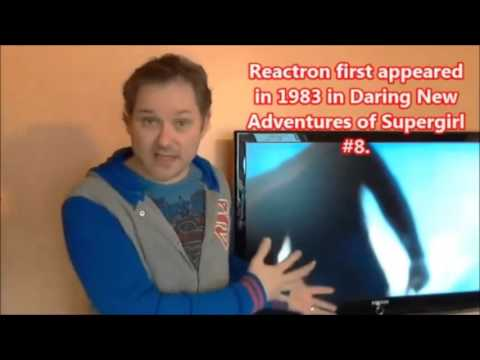 Superman on Supergirl TV Series - 244 (Nov. 13th, 2015)