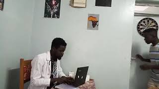 Funny Kenya video. Studying medicine for 2yrs then law for 1yr