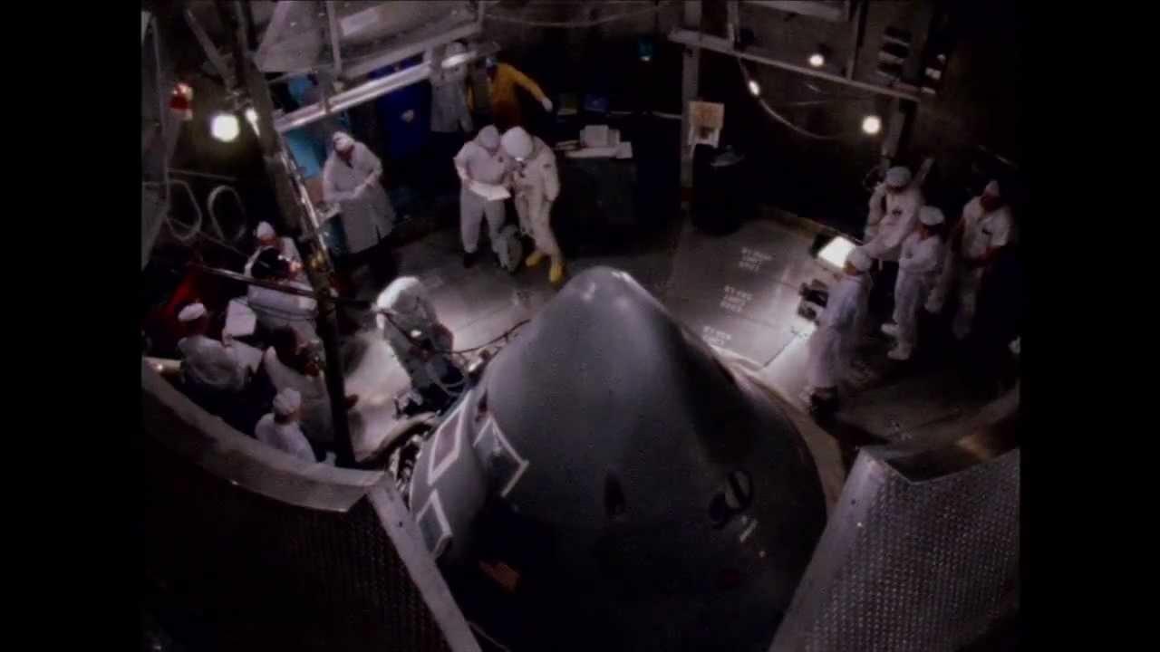 Apollo 1 Crew Highlights in HD - YouTube