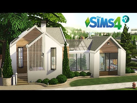 Home Sweet Eco Home |NOCC| Eco Lifestyle |The Sims 4|Stop Motion