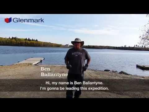 Prospecting Key Lake Road Project - Oct 2014