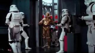 The A Team Meets Star Wars