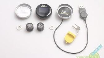 Dụng cụ đo áp suất lốp từ xa Michelin
