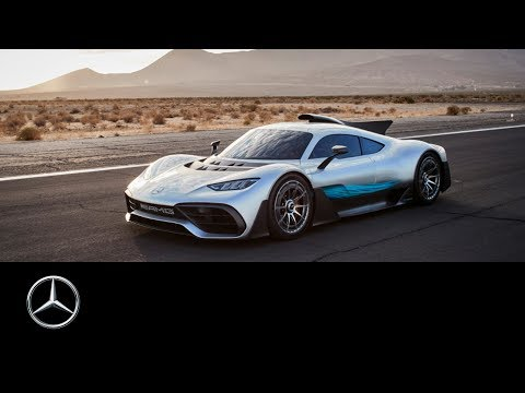 Mercedes-AMG Project ONE at Indian Wells Valley