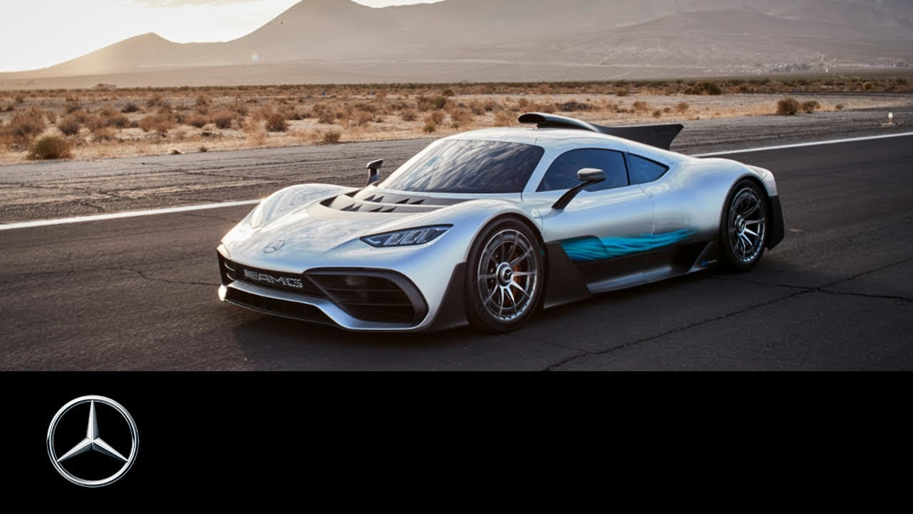 mercedes amg project one at indian wells valley youtube. Black Bedroom Furniture Sets. Home Design Ideas