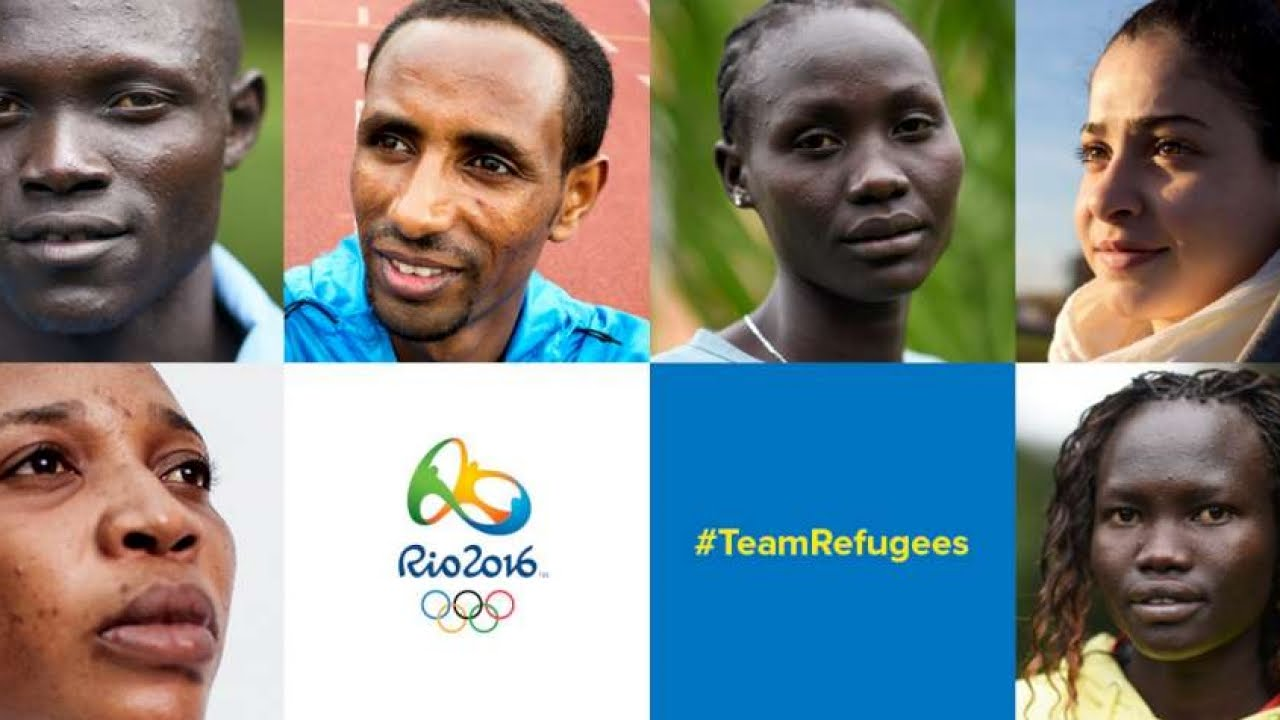 They Have No Home, But These Refugees Are Teaming Up For The Olympics
