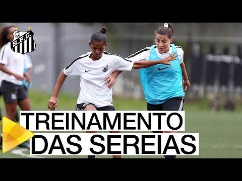 Sereias se preparam para estreia no Campeonato Brasileiro