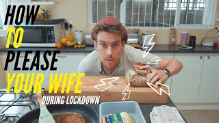 HOW TO PLEASE YOUR WIFE DURING LOCKDOWN - The FivesAlive Show [Episode 2]