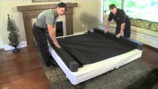 How to set up an air bed mattress, Compare this to Sleep Number Beds(We show you, step by step, how to set up your new airbed from AirbedOutlet.com. When shopping for your next adjustable air bed mattress, be sure to compare ..., 2010-08-10T22:08:16.000Z)
