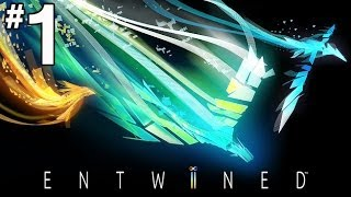 Entwined Gameplay Walkthrough - PART 1 - I Saw This PS4 Game At E3 2014, So I Play It :D