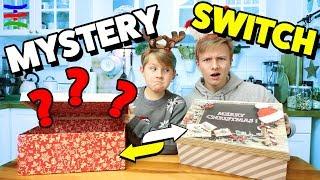 Für dich? Für mich? Tauschen? Ja Nein Vielleicht? Mystery SWITCH UP 😁 TipTapTube Family 👨👩👦👦