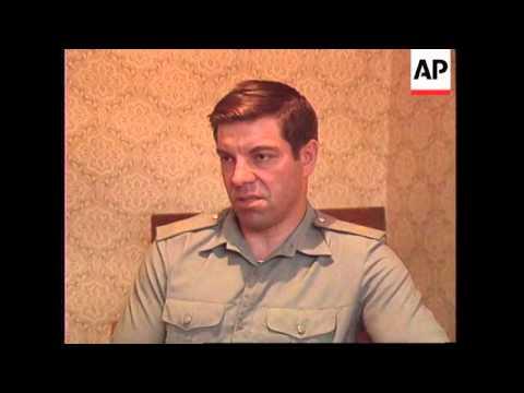 MOLDOVA: MAVERICK RUSSIAN GENERAL LEBED RESIGNS