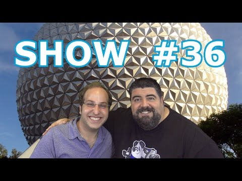 BIG FAT PANDA SHOW #36 with Guest Adam Roth WDWCelebrations.com - Jun 30, 2016