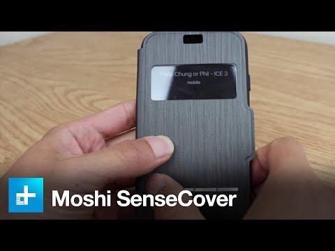 moshi sense custodia per iphone 6