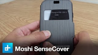 Moshi SenseCover iPhone 7 Case - Hands On Review