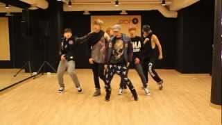 Teen Top - Miss Right mirrored Dance Practice etc