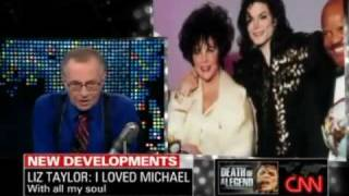 Larry King Live Special-Remembering Michael Jackson Part 2