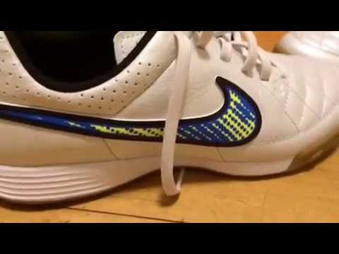 detailed pictures 14b71 1d9f1 Nike Tiempo Genio Leather IC