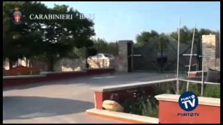 Toritto: villa di lusso e centro benessere sequestrati a Antonio Tarantini