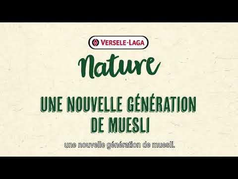 Versele-Laga Nature - Le Goût Et La Sensation De Son Habitat
