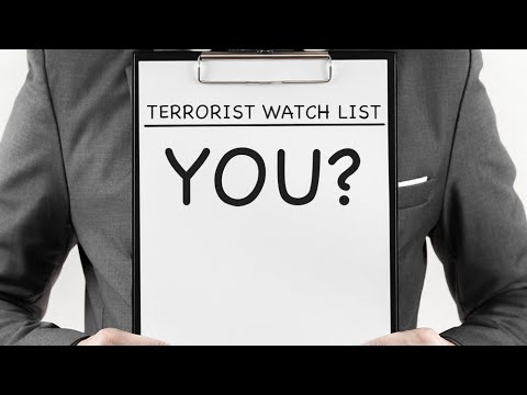 How The Terrorist Watch List Works Will Piss You Off