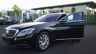 Mercedes Benz S350 Long W222 из Германии