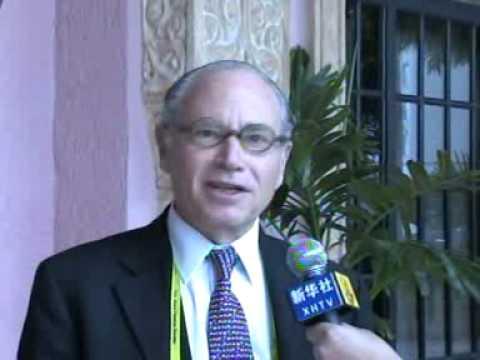 YesWT Financial News Richard Sandor Interview