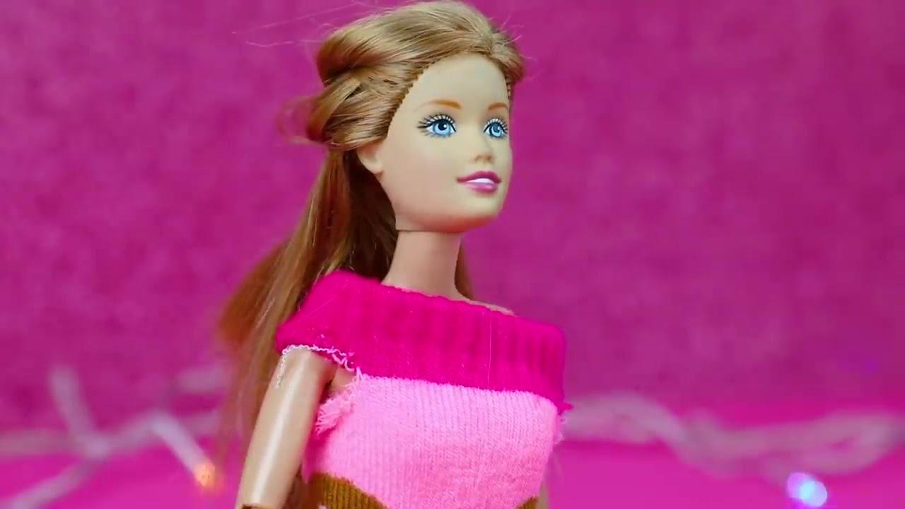 7 Лайфхак причесок Барби (Barbie,barbie doll). Лайфхаки с Барби